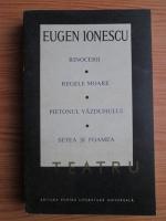 Eugen Ionescu - Teatru (volumul 2)