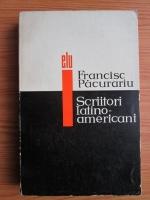 Anticariat: Francisc Pacurariu - Scriitori latino-americani
