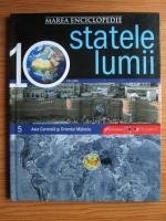 Anticariat: Marea enciclopedie - statele lumii. Volumul 5: Asia Centrala si Orientul Mijlociu