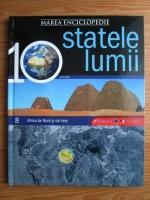 Anticariat: Marea enciclopedie - statele lumii. Volumul 8: Africa de Nord si de Vest