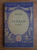 Racine - Athalie (1933)