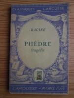 Racine - Phedre. Tragedie (1933)