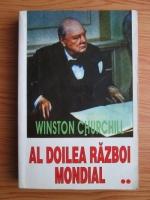 Anticariat: Winston Curchill - Al Doilea Razboi Mondial (volumul 2)