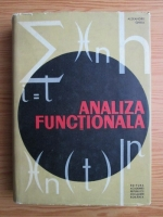 Anticariat: Alexandru Ghika - Analiza functionala