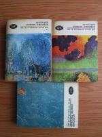 Anticariat: Antologia poeziei franceze. De la Rimbaud pana azi (3 volume)