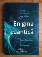 Bruce Rosenblum - Enigma cuantica
