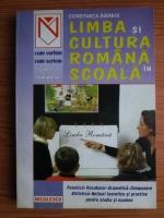 Anticariat: Constanta Barboi - Limba si cultura romana in scoala