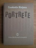 Anticariat: Constantin Kiritescu - Portrete
