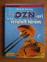 Anticariat: Dan D. Farcas - OZN-uri de pe celalalt taram