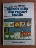 Anticariat: Doina Silvia Marian - Obiecte utile din resturi textile