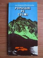 Anticariat: Ion Ionescu-Dunareanu - Popasuri pe culmi