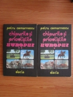 Anticariat: Petru Comarnescu - Chipurile si privelistile Europei (2 volume)