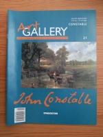 Constable (Art Gallery, Viata si operele marilor protagonisti ai artei, nr. 21)