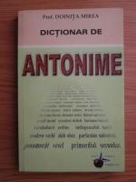 Anticariat: Doinita Mirea - Dictionar de antonime