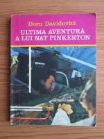 Anticariat: Doru Davidovici - Ultima aventura a lui Nat Pinkerton