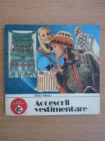 Anticariat: Draga Neagu - Accesorii vestimentare
