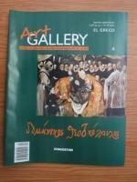 Anticariat: El Greco (Art Gallery, Viata si operele marilor protagonisti ai artei, nr. 4)