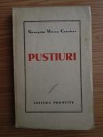 Anticariat: Georgeta Mircea Canciov - Pustiuri (prima editie, 1942)
