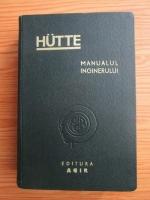 Anticariat: Hutte (volumul 1) - Manualul inginerului