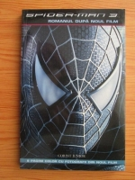 Anticariat: Jasmine Jones - Spider-Man 3. Romanul dupa noul film