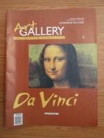Leonardo da Vinci (Art Gallery, Viata si operele marilor protagonisti ai artei, nr. 2)