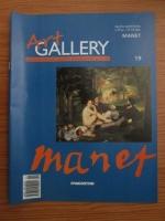 Manet (Art Gallery, Viata si operele marilor protagonisti ai artei, nr. 19)