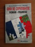 Anticariat: Maria Dumitrescu-Brates - Ghid de conversatie roman-francez