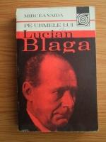 Anticariat: Mircea Vaida - Pe urmele lui Lucian Blaga