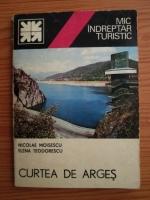 Anticariat: Nicolae Moisescu, Elene Teodorescu - Curtea de Arges. Mic indreptar turistic
