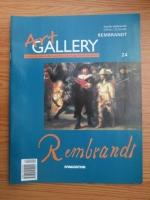 Rembrandt (Art Gallery, Viata si operele marilor protagonisti ai artei, nr. 24)