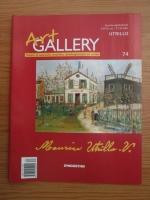 Utrillo (Art Gallery, Viata si operele marilor protagonisti ai artei, nr. 74)