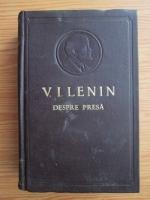 V. I. Lenin - Despre presa