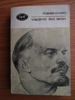 Anticariat: Vladimir Maiakovski - Vladimir Ilici Lenin. Poeme