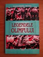Anticariat: Alexandru Mitru - Legendele Olimpului, volumul 1. Zeii