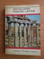 Anticariat: Antologia poeziei latine
