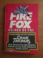 Craig Thomas - Firefox (vulpea de foc)