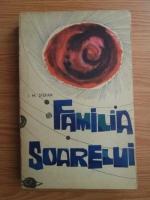 Anticariat: I. M. Stefan - Familia soarelui