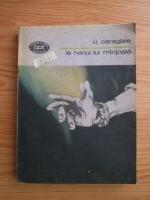 Anticariat: Ion Luca Caragiale - La hanul lui Manjoala