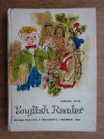 Anticariat: Mariana Ratiu - English Reader