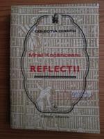 Anticariat: Mihail Kogalniceanu - Reflectii