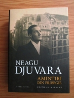 Neagu Djuvara - Amintiri din pribegie (1948-1990)