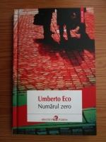Anticariat: Umberto Eco - Numarul zero