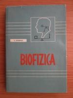 Victor Sahleanu - Biofizica