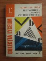 Anticariat: Viorel Gh. Voda - Triunghiul-ringul cu trei colturi