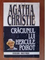 Anticariat: Agatha Christie - Craciunul lui Hercule Poirot