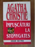 Anticariat: Agatha Christie - Impuscaturi la Stonygates