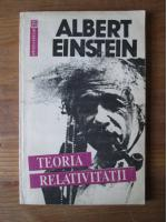 Anticariat: Albert Einstein - Teoria relativitatii