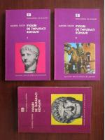 Anticariat: Dumitru Tudor - Figuri de imparati romani (3 volume)