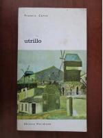 Anticariat: Francis Carco - Utrillo