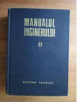 Gheorghe Buzdugan - Manualul inginerului (volumul 2)
